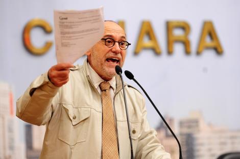 DENÚNCIA CONTRA O MINISTÉRIO DO TRABALHO -