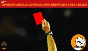cartão vermelho aposentadoria 3